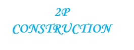 Logo 2P Construction
