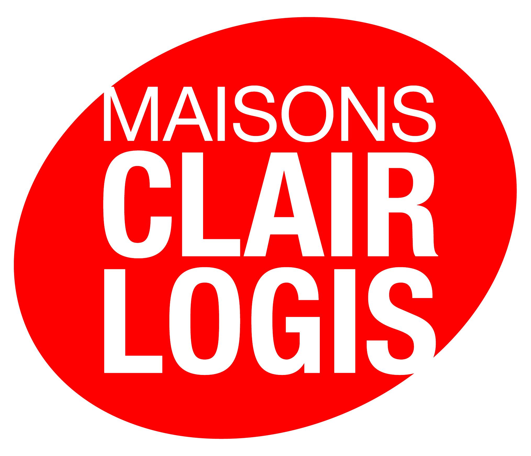Logo Maisons clair logis